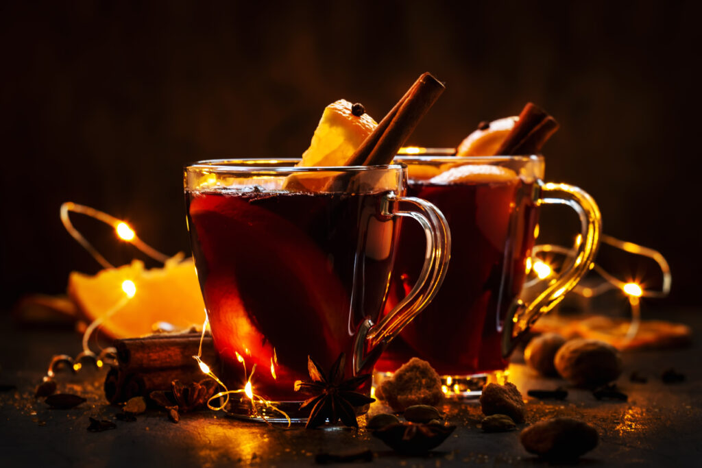 drink hot toddy