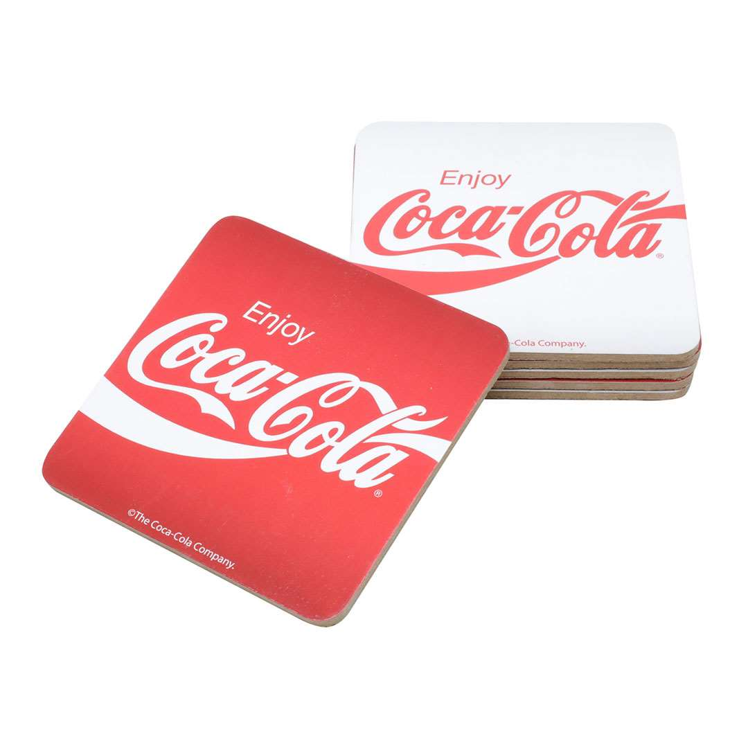 Imagem de Porta-Copos Coca-Cola