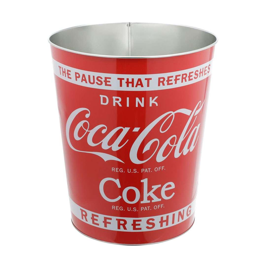 Imagem de Lata Metal Coca-Cola