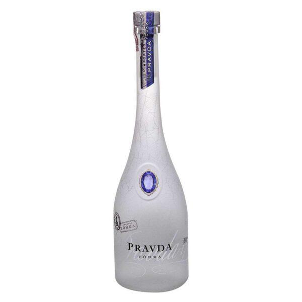 Imagem de Vodka Pravda 750 ml