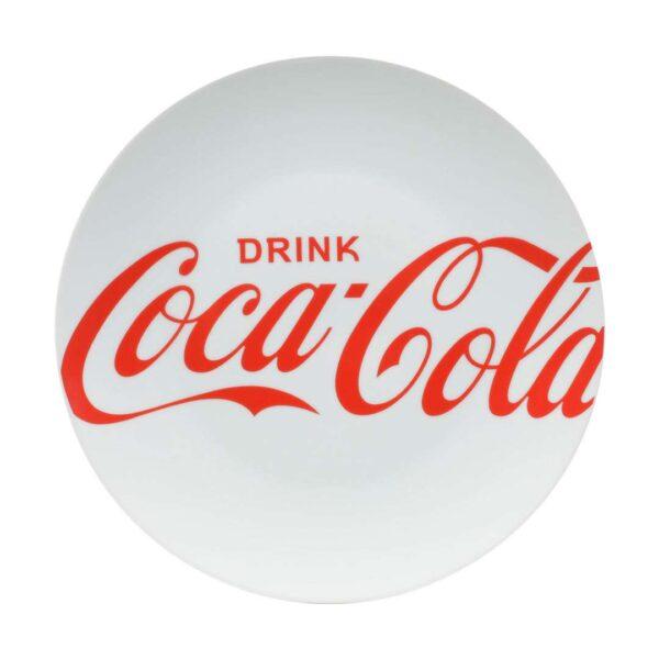 Imagem de Prato Jantar Coca-Cola