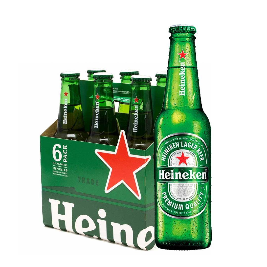 Imagem de Cerveja Heineken