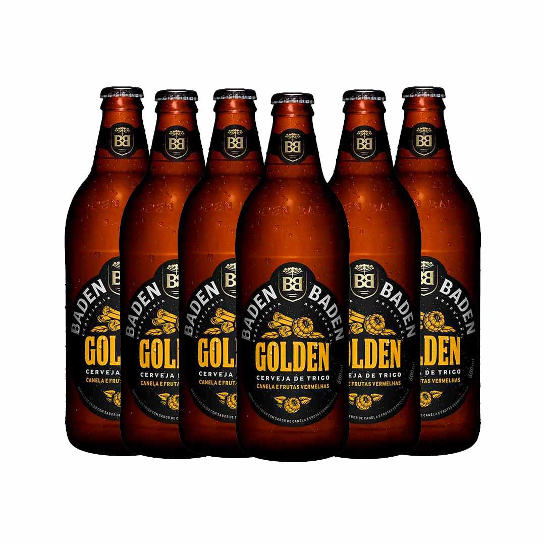 Imagem de Cerveja Baden Baden Golden Ale 600ml c6